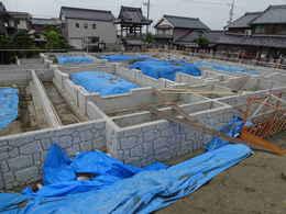 日本伝統建築・お寺の本堂新築・修復工事写真