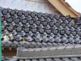 日本伝統建築・寺院の本堂新築・修復工事写真
