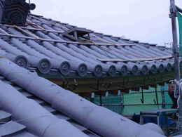 全国寺院・お寺の本堂新築・修復工事写真(お寺メイト)