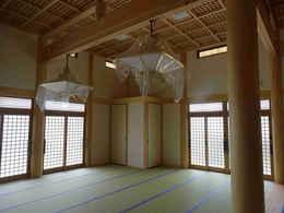 仏教寺院建築について・本堂・鐘楼堂・鐘つき堂