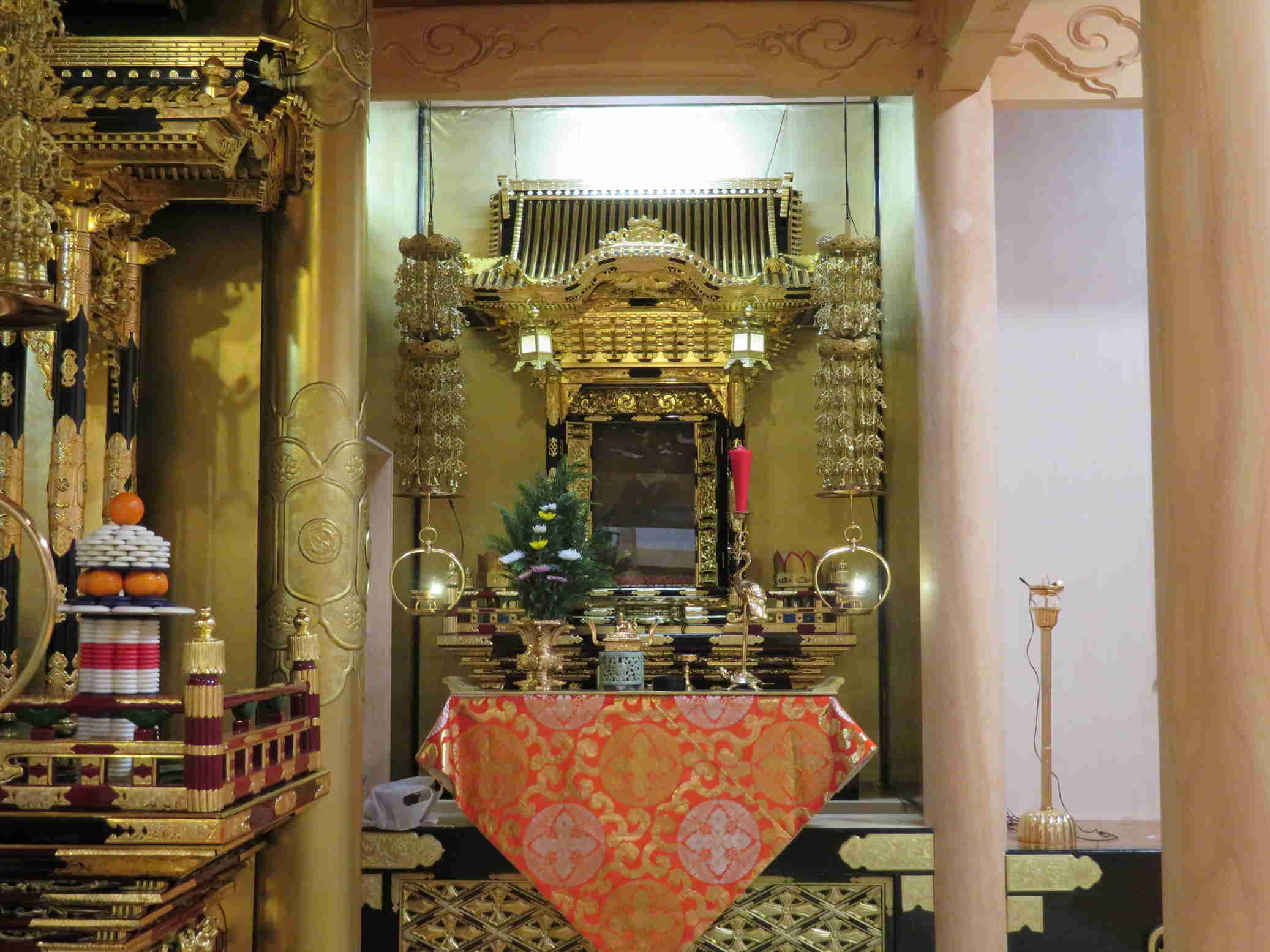 千葉県印西市の『龍湖寺』