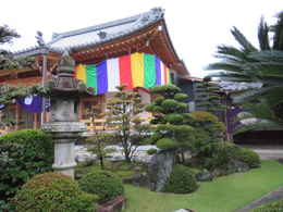 愛知県西光寺・樹木葬