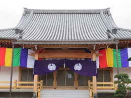 愛知県愛西市西光寺・本堂