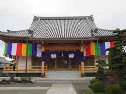 蟹江町の寺院・鐘楼堂