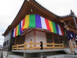 愛知県愛西市の西光寺・本堂