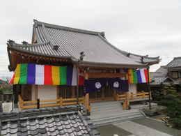 愛知県蟹江町のお寺・東本願寺