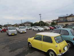 愛知県愛西市稲葉町西光寺大駐車場の写真