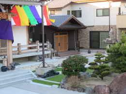 愛知県愛西市の西光寺・東本願寺