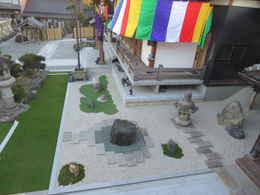 愛知県愛西市稲葉町の西光寺・自然葬