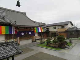 愛知県愛西市稲葉町本郷200 西光寺 本堂・境内の写真