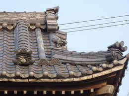 鐘楼堂・鐘つき堂の修復工事写真・仏教寺院建築について・本堂・鐘楼堂・鐘つき堂