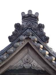 鐘楼堂・鐘つき堂の修復工事写真・愛西市西光寺本堂の作り方