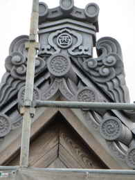 鐘楼堂・鐘つき堂の修復工事写真・愛西市西光寺本堂建築を知る