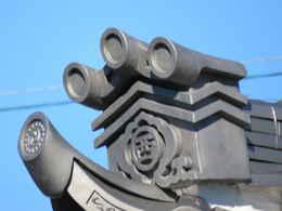 鐘楼堂・鐘つき堂の修復工事写真・愛西市西光寺本堂新築工事写真
