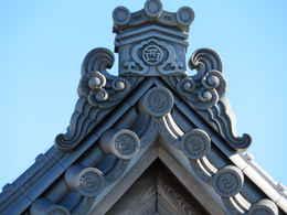 鐘楼堂・鐘つき堂の修復工事写真・愛知県愛西市稲葉町西光寺本堂新築工事写真